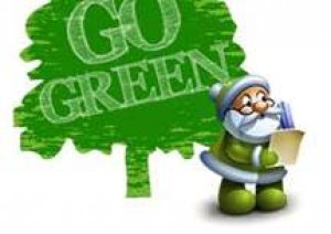 """Go Green For the Holidays"""