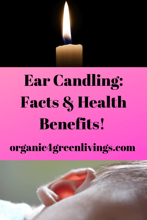 health benefits of ear candling