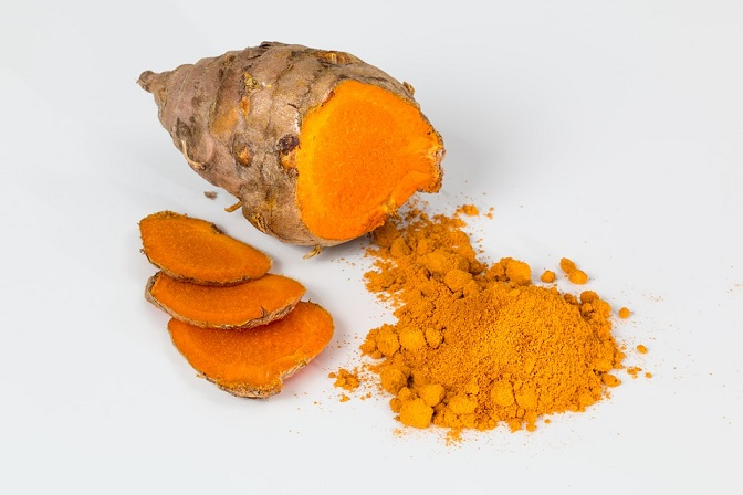 Turmeric herbal for sinsuitis