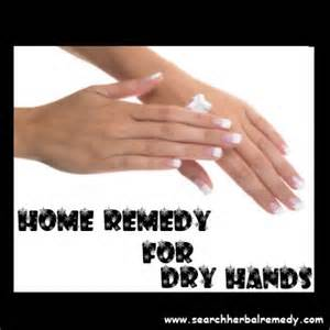 """Natural Remedies For Dry Hands"""