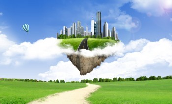 Cities Leading Eco-Friendly shutterstock_85932529
