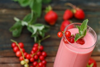 Organic fruit - Cherries