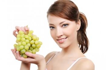 Organic Fruit -Grapes