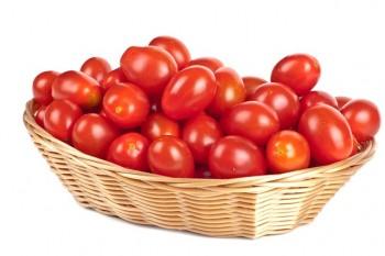 Organic fruit - Tomatoes