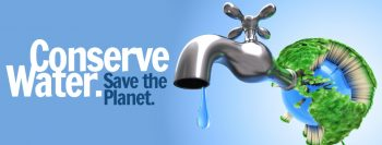 Ways to conserve water