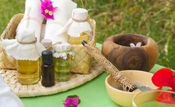DIY natural skin care -herbs-and-spice