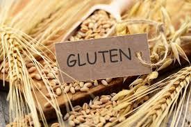 Allergies to gluten grains