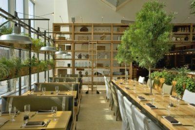 greening restaurants
