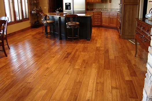 sustainable wood flooring