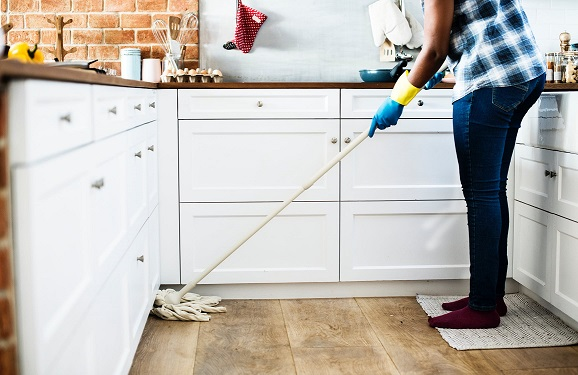 keep your house clean to prevent roaches