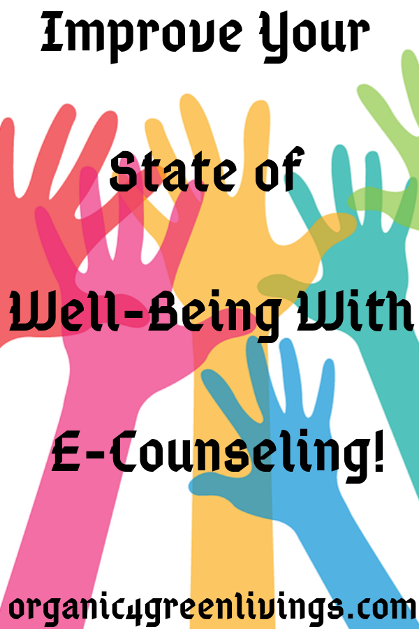 E-Counseling Improve your state of well-being