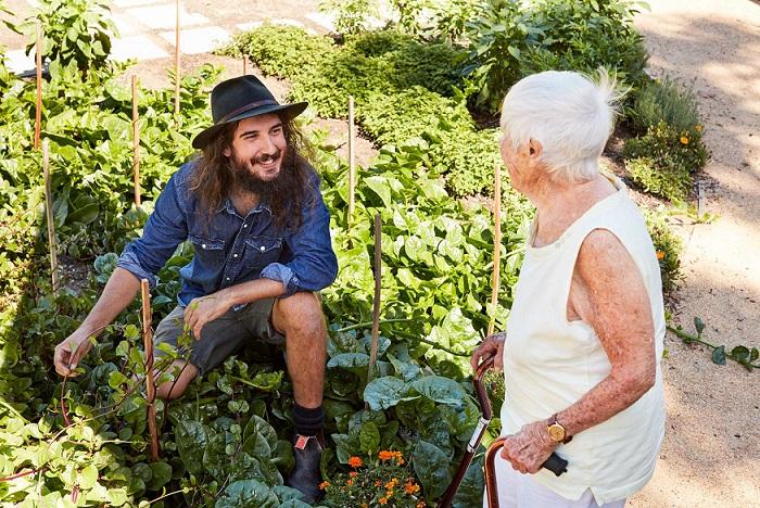 Assisted living for seniors