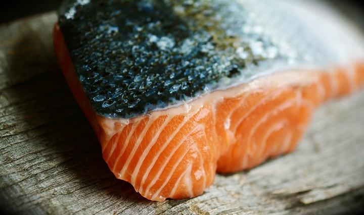 salmon - diet to reduce chronic inflammation