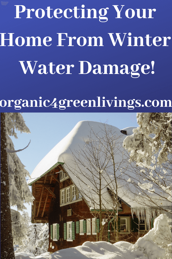Protecting Your Home From Winter Water Damage