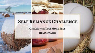 2019 Self Reliance Challenge