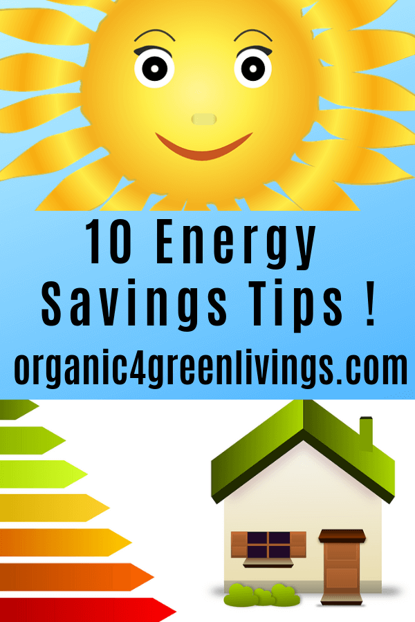 Energy Savings Tips
