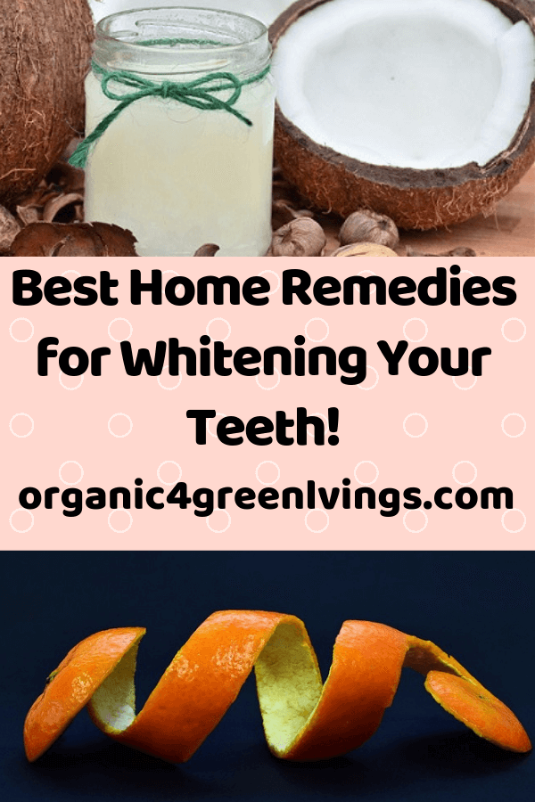Best Home Remedies for Whitening Your Teeth