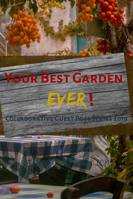 Your Best Garden Ever Collaboration