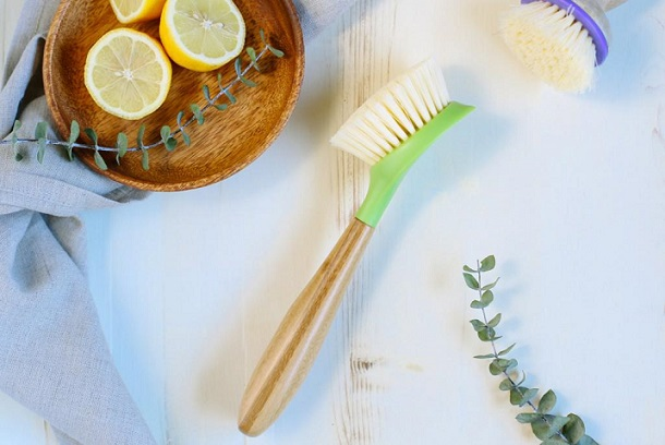 natural ways to clean