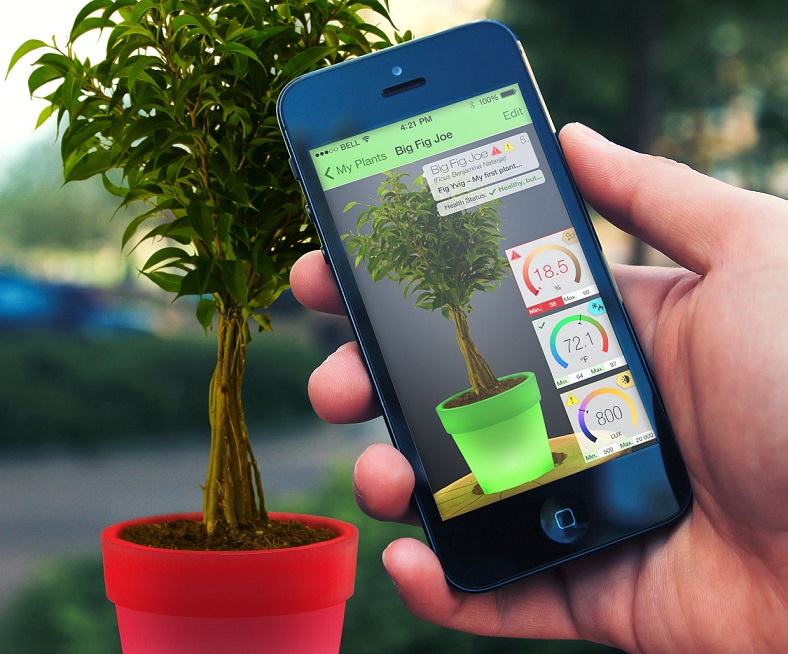 Apps for sustainable living