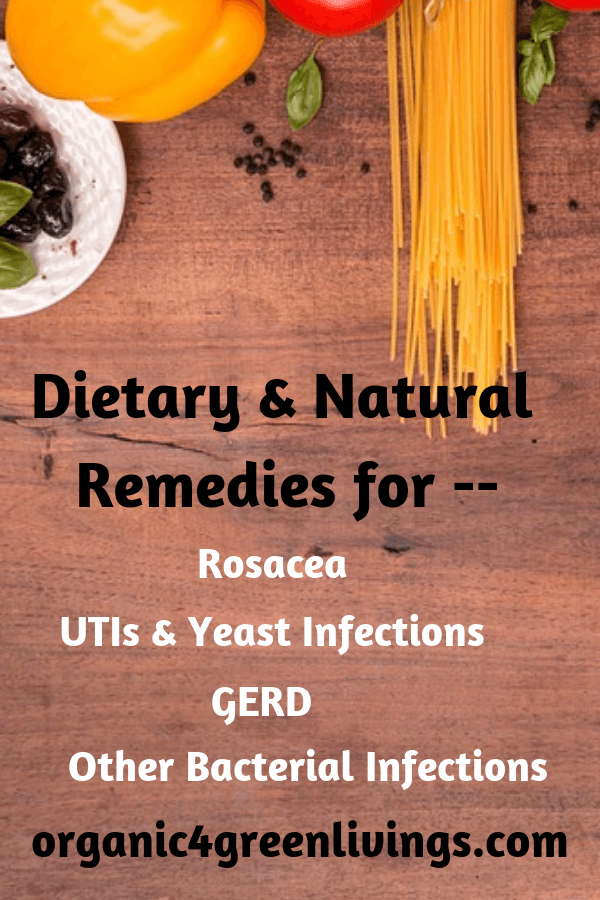 Dietary & Natural Remedies