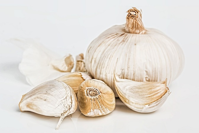 Garlic - dietary treatments