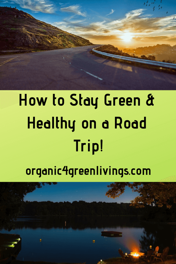 How to have a green road trip