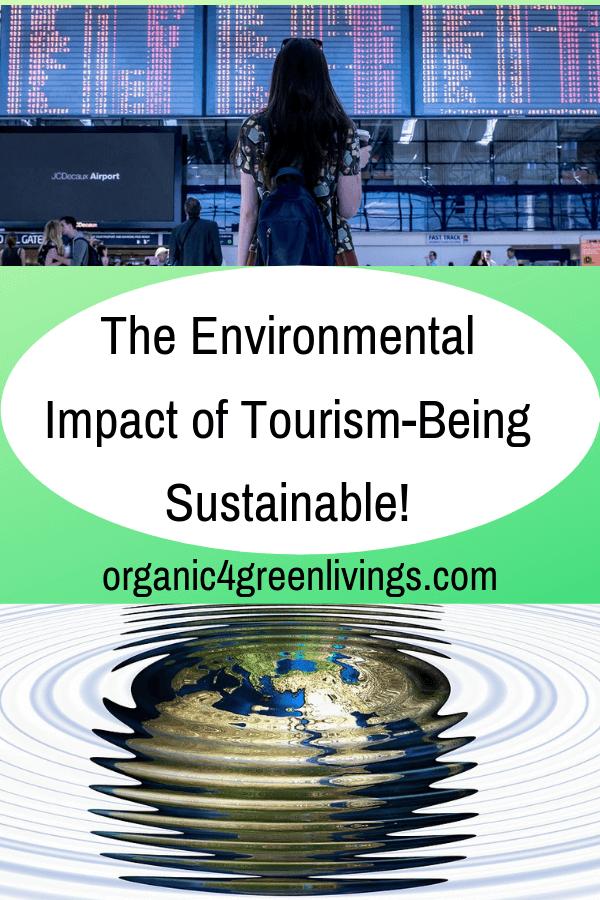 environmental impact of tourism