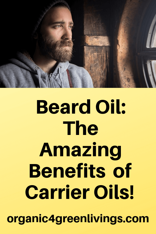 benefits of beard oil