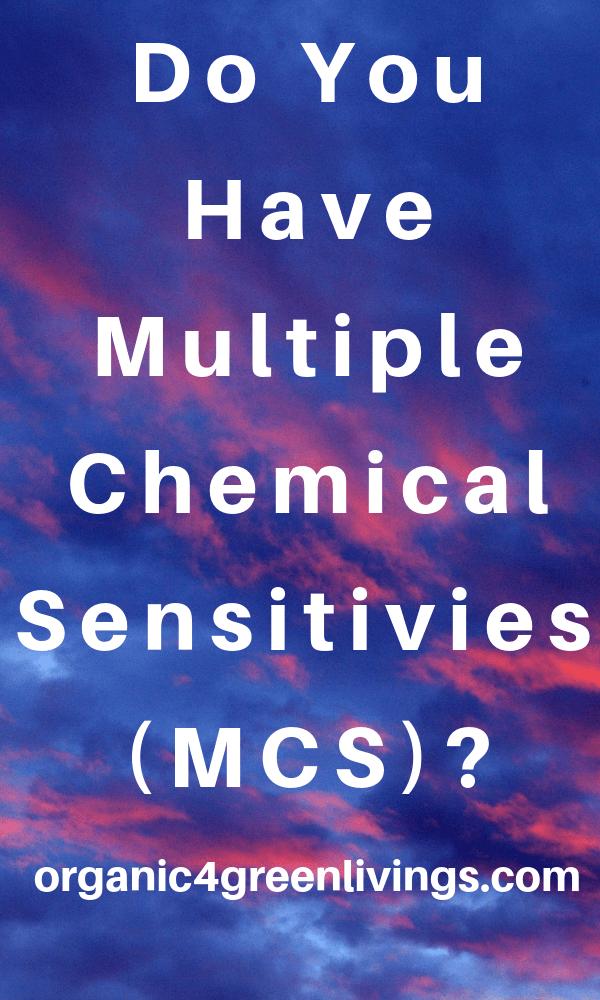 multiple chemical sensitivities symptoms