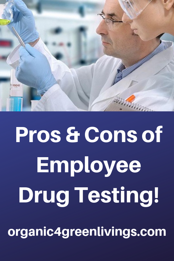 disadvantages of drug testing