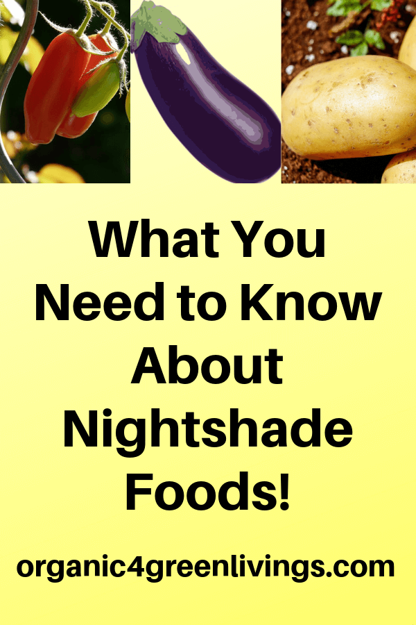 nightshade food benefits