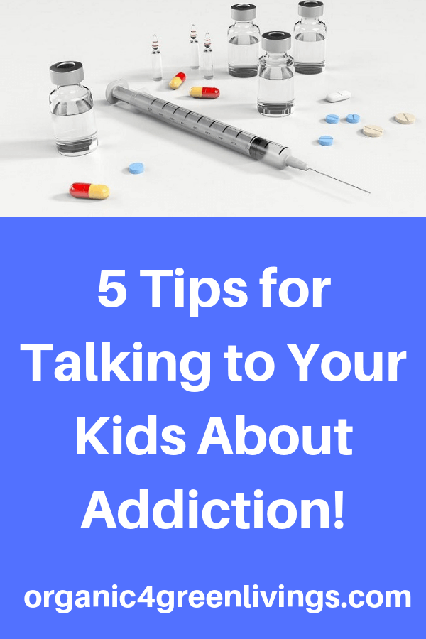 tips for talking to your kids