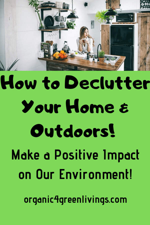 tips for decluttering