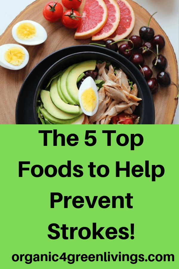 foods to prevent strokes