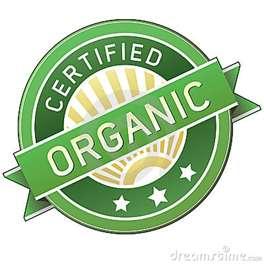 Ceritfied Organic