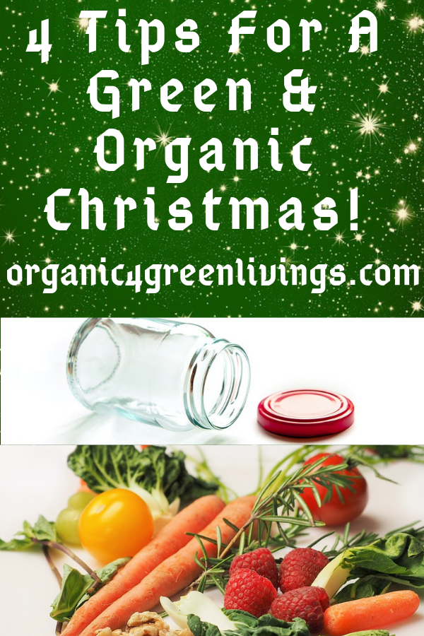 Tips to have green & organic Christmas
