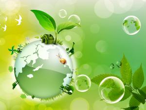 Organic 4 Green Living FB logo