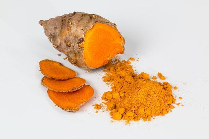 Turmeric herbal for sinsuitis