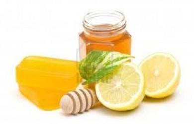 citrus honey syrup