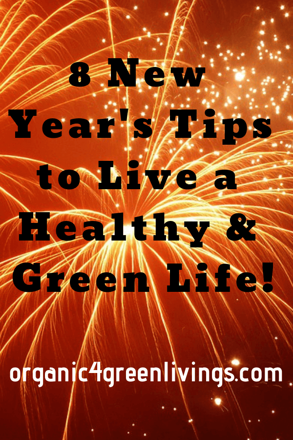 8 New Year's tips for a healthy life