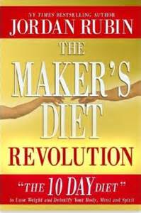 """Book Review Of Maker's Diet Revolution"""