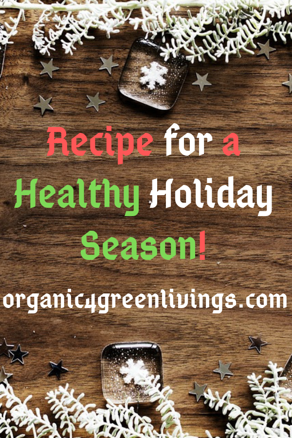 Recipe for Healthy Holiday
