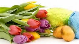 Easter Dinner - Organic tulips