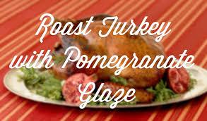 pomegranate glaze for turkey
