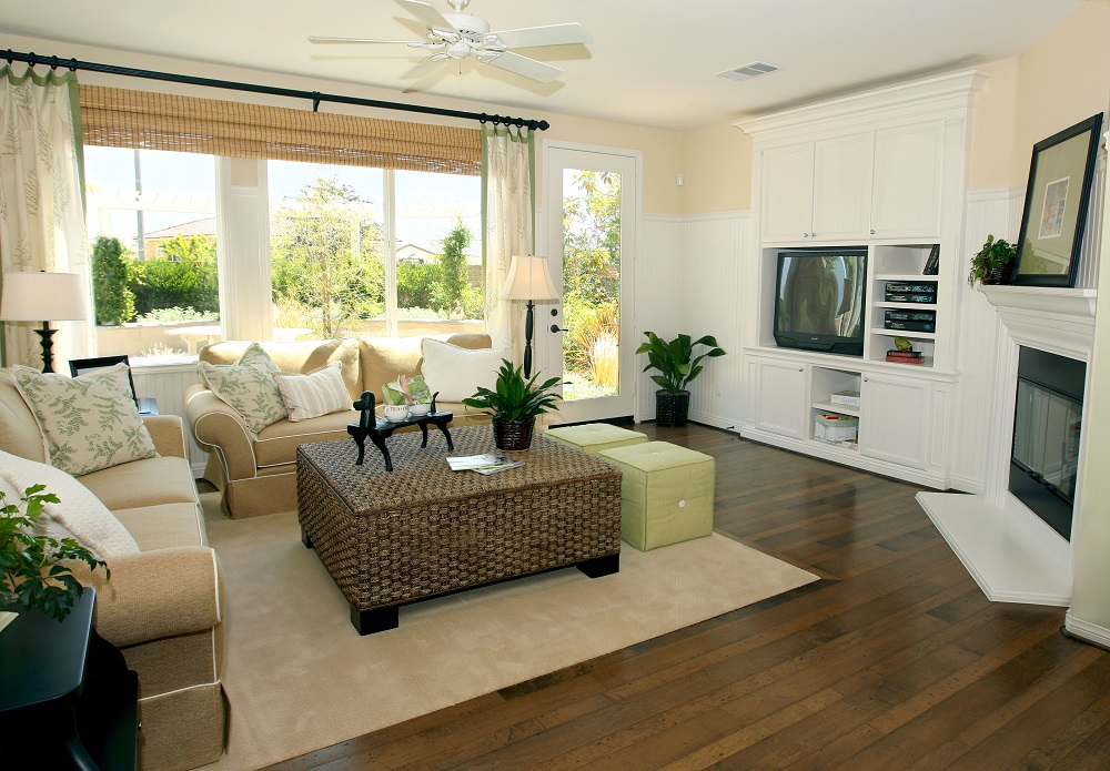Spring Eco-Friendly Home Makeover