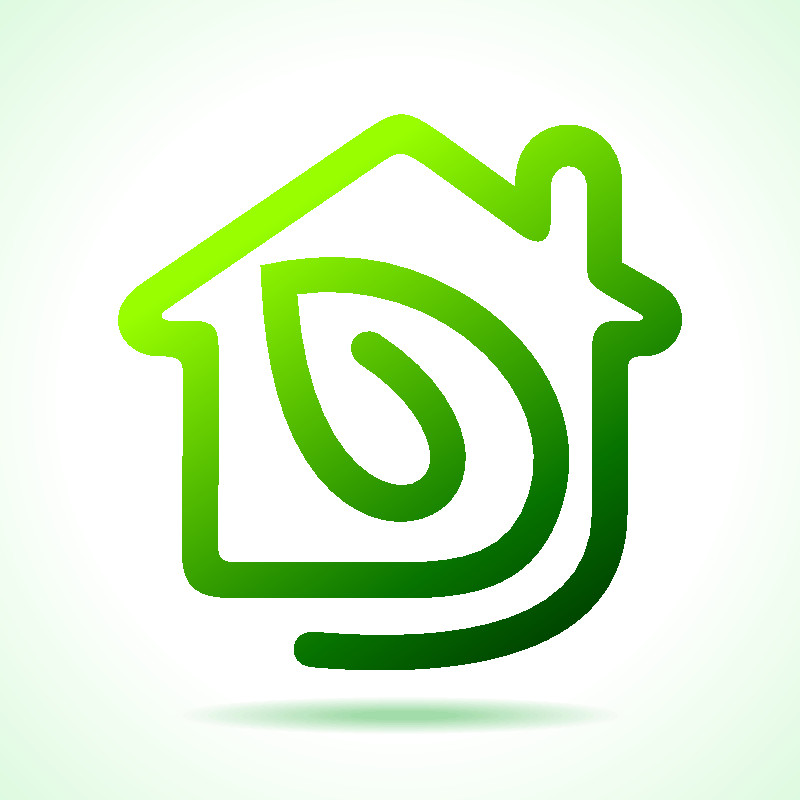 """""""Energy Efficient Green Home"""""""
