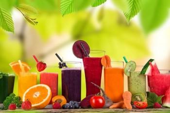 Healthy breakfast drinks