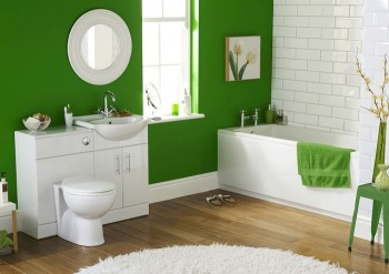 How to have a truly green bathroom