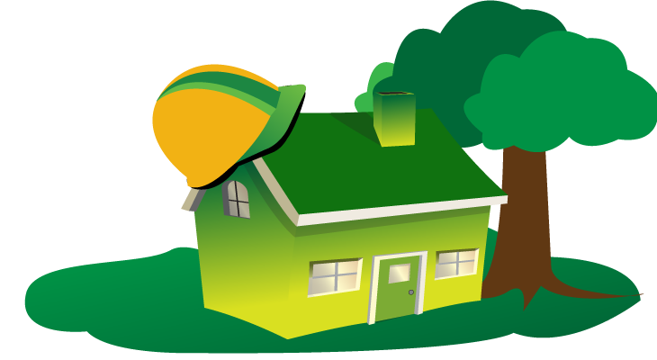 Green materials for renovations